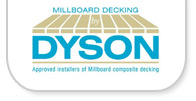 Millboard Decking by Dyson